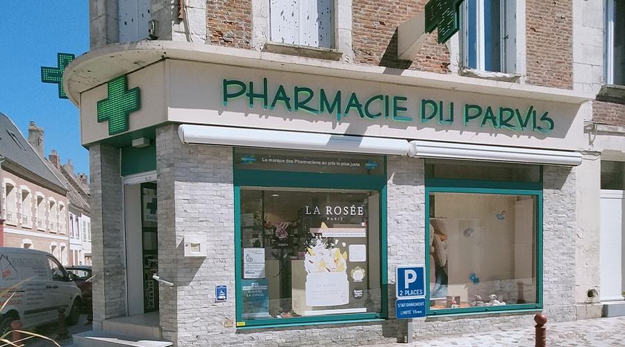 Pharmacie du Parvis